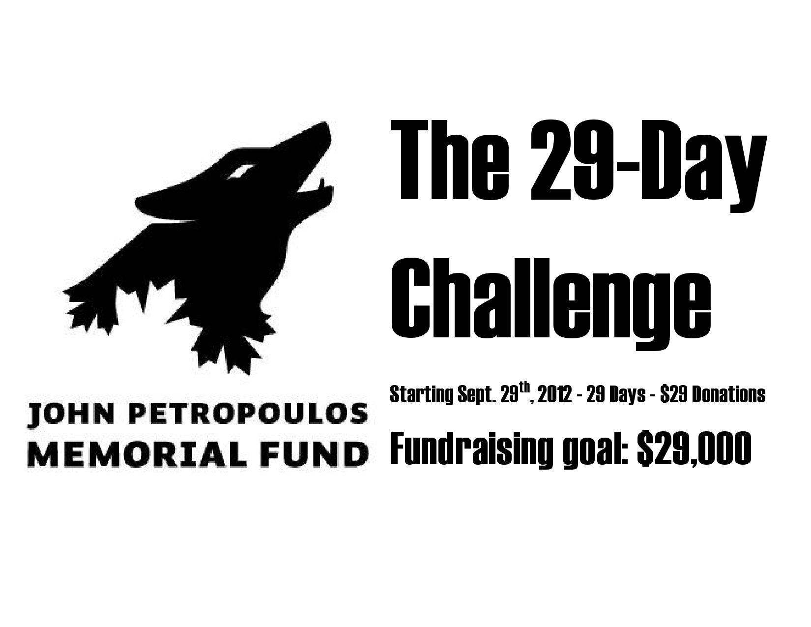 The 29-Day Challenge