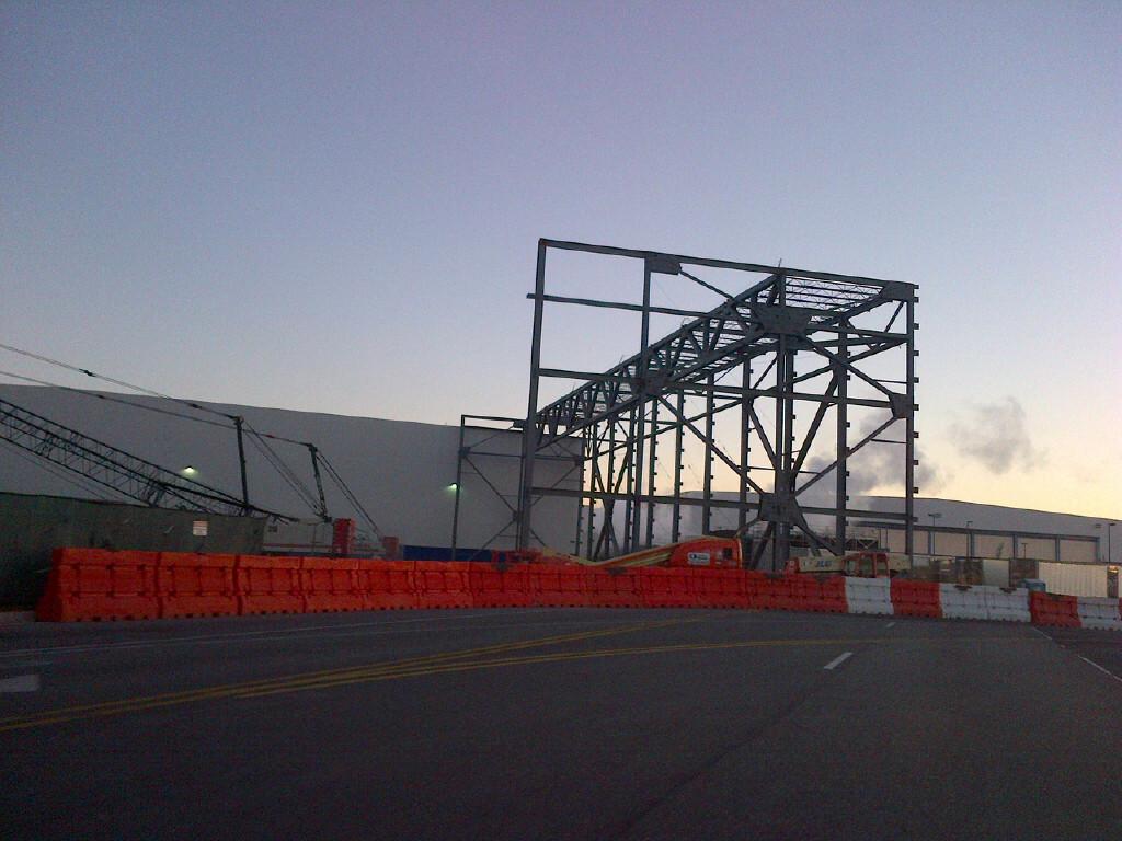 Charleston site expansion 2013