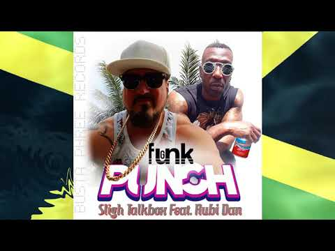 Sligh Talkbox Feat. Rubi Dan- G Funk Punch (Prod. by Abel Beats)