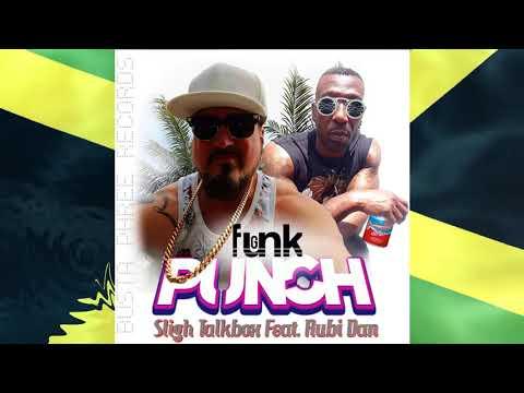 Sligh Talkbox Feat. Rubi Dan- G Funk Punch (Prod. by Abel Beats)