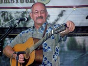 """Charlie Edsall--the man who """"jump started"""" me back onto guitar after I'd given it up."""
