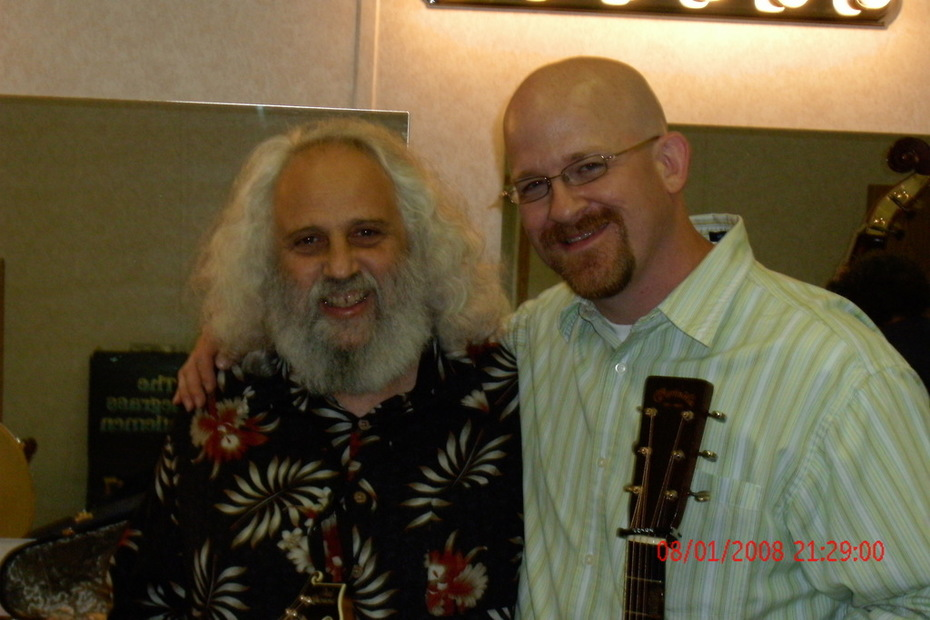 Me and Grisman