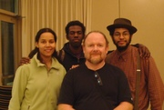 The Carolina Chocolate Drops and me.