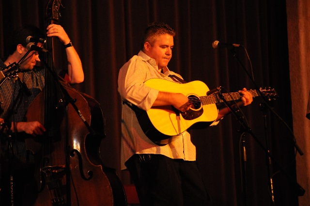 The Kenny & Amanda Smith Band @ The Paradise Center for the Arts