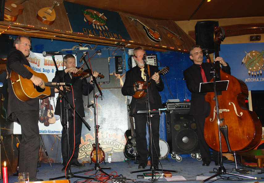 Strictly Bluegrass Band