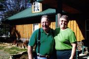 Chuck and Mary Lawson Sleepy Holler Campground Alabama