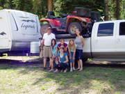 ATVs & Bumper Pull Camping