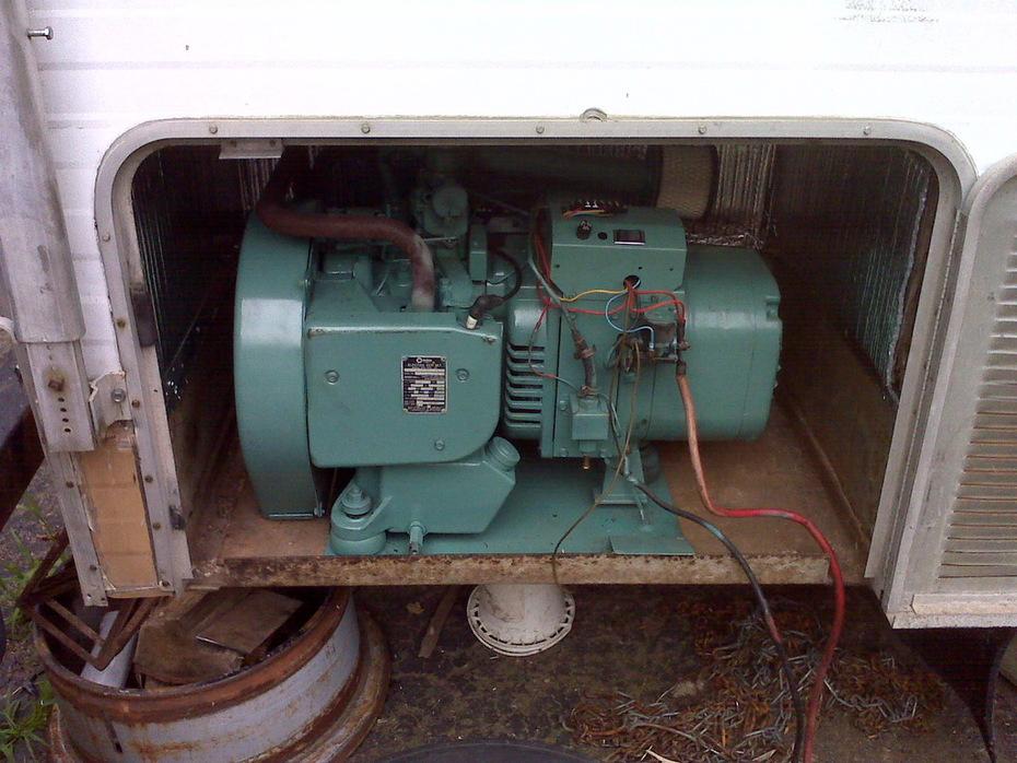 Onan 4k BF Generator