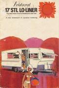 Aristocrat brochure circa 1966 (cover)