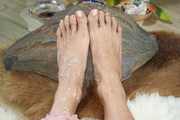 my sacred feet