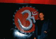 Robert & OM Symbol Installation Hagith Street