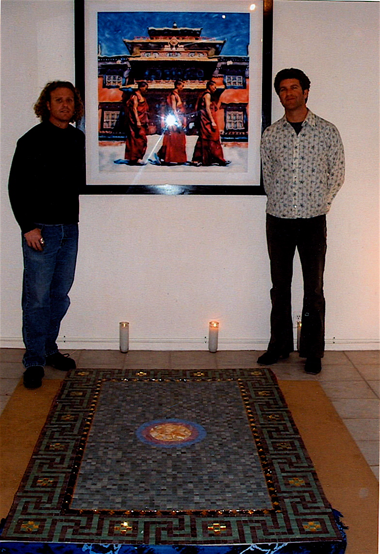 RDakota & RSturman Exhibit their Art