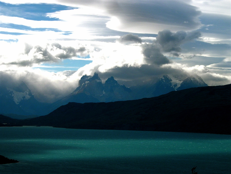 The Horns from the Glacier Patagonia 08
