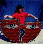 Eyes of Buddha Table Santa Monica