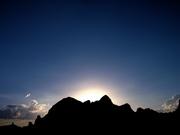 Sunset Thunder Mountain Sedona