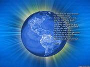 GLOBE EARTH EYE OF HORUS ZOLPYWORLD TEXT