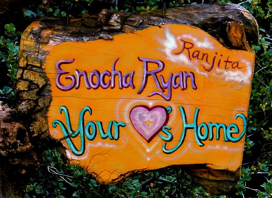 """Your Hearts Home Enocha """"Ranjita"""" Ryan"""