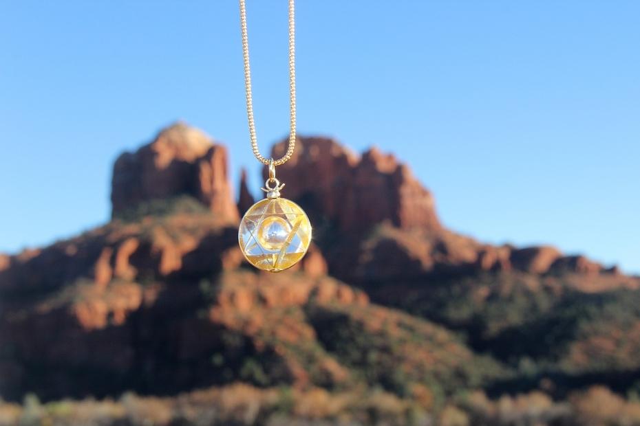 Kevin Petrilli Custom Merkaba Amulets 02