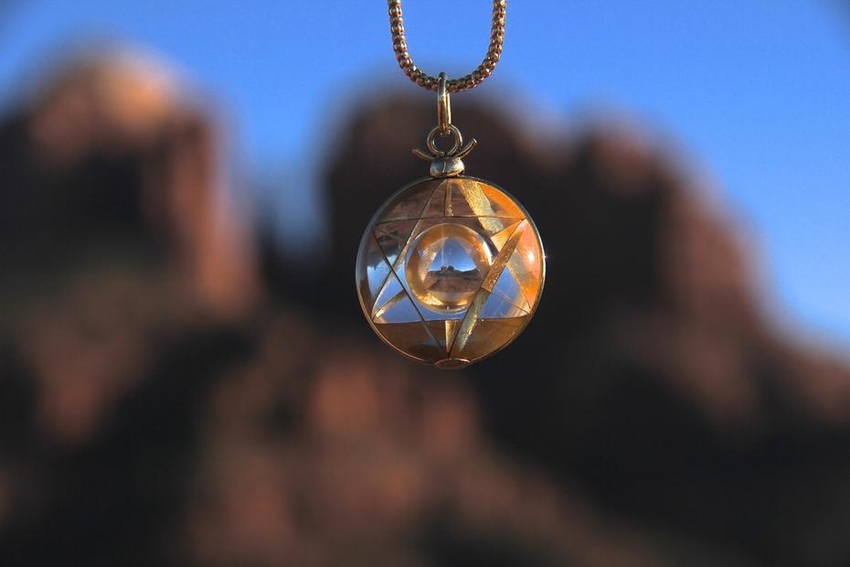 Kevin Petrilli Custom Merkaba Amulets 01