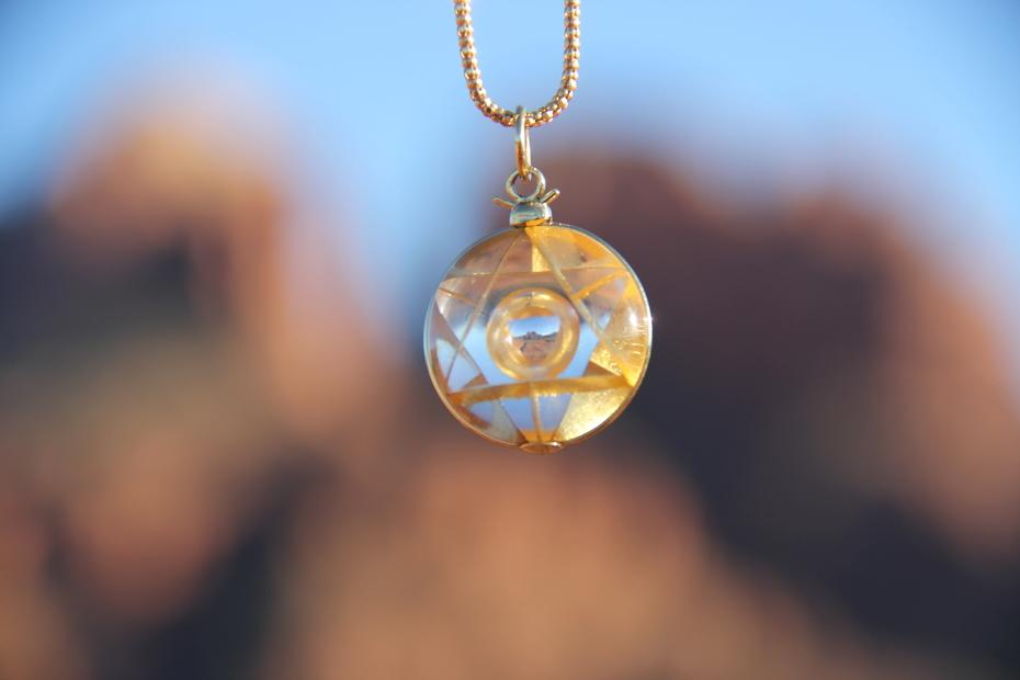 Kevin Petrilli Custom Merkaba Amulets 04