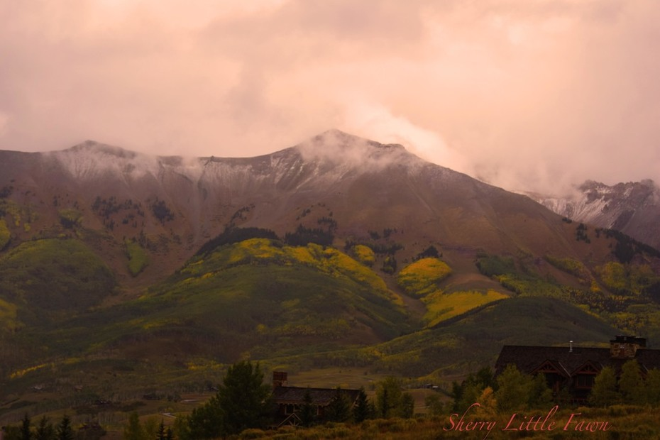 Cloud Mountain - Telluride