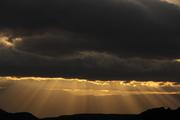 Sedona Golden Rays