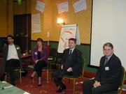 Plenary - Peter Szabo, Jane Mann, Louis Cauffman, Keith Stead