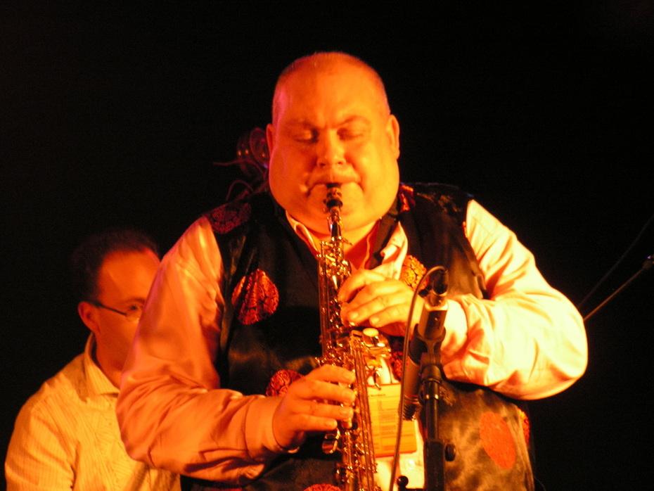 SF Jazz session Mark McKergow