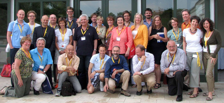Steering group 2011