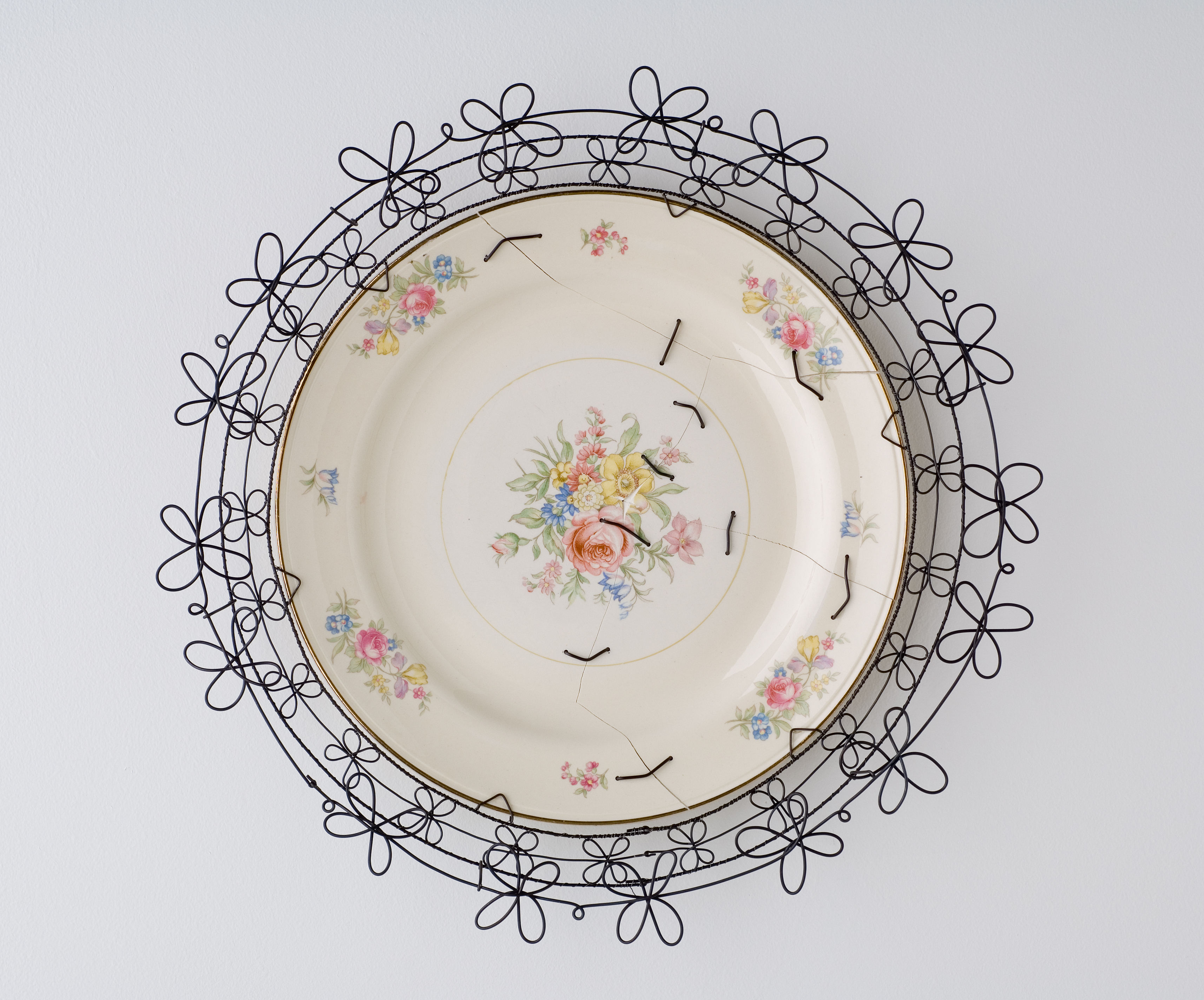 Rehabilitation Plate - Floral II