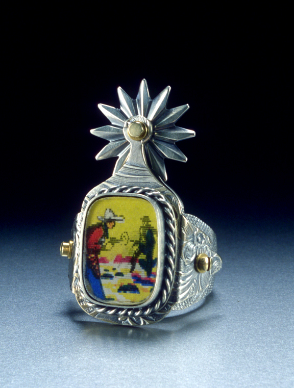 """""""Happy Trails"""" Ring"""