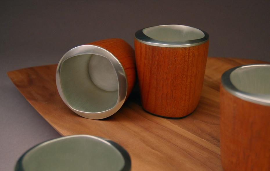 Scotch Cups Detail