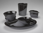 Dinnerware in Black