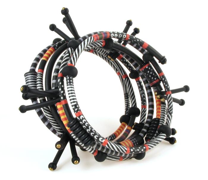 Spiky Wrap Bracelet