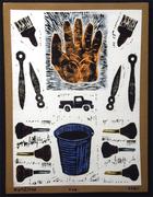 Clay Monoprints & Clay Monotypes