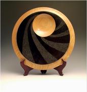 Catalpa platter