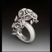 Saucer Ring