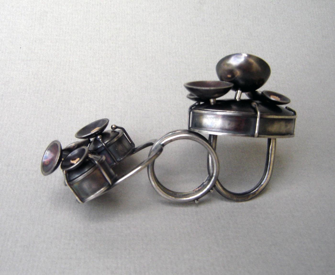 Plieades Ring