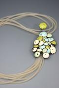 enamel neckpiece