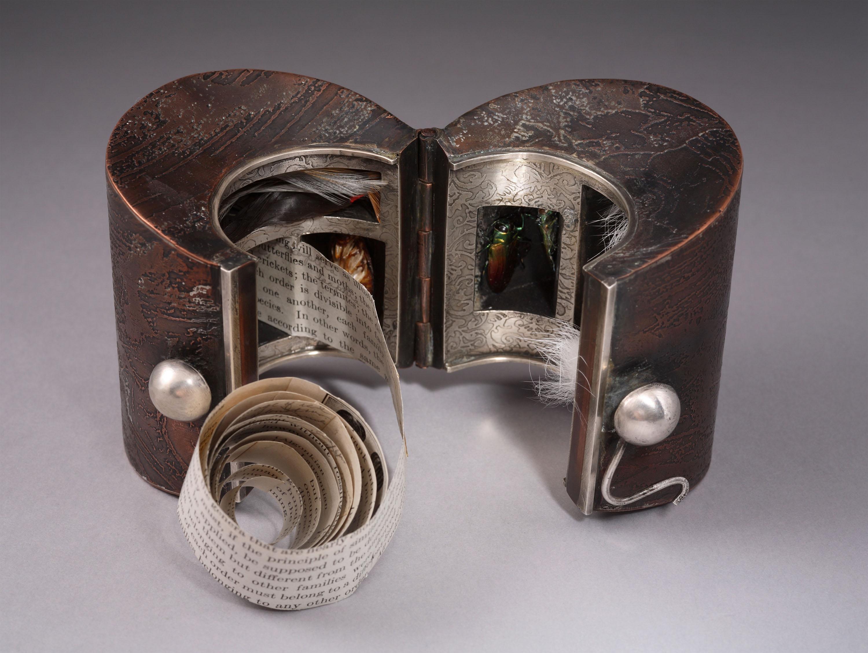 cabinet of curiosity bracelet