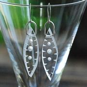 Plexiglass Earrings