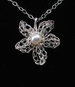 Pearl Blossom Pendant