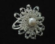 Pearl Bloom Ring