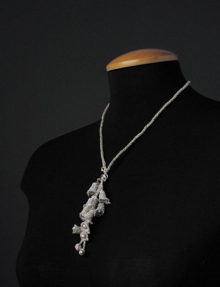 Flower Bells Necklace