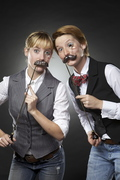 Tools for Sophistication - Moustaches with Monocles