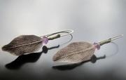 Sage Leaves Earrings