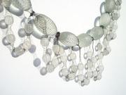 Scallop Edge Necklace