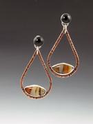 Montana Agate Earrings