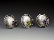 Saucer Rings
