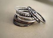 Metal Stacking Rings